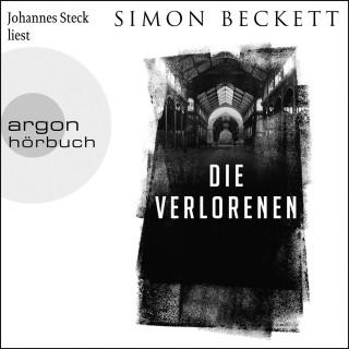 Simon Beckett: Die Verlorenen - Jonah Colley, Band 1 (Gekürzt)