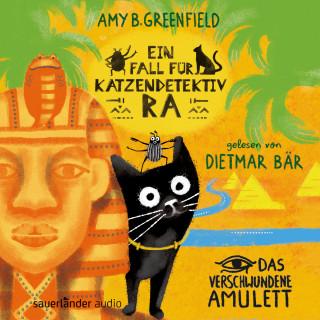 Amy Butler Greenfield: Ein Fall für Katzendetektiv Ra - Das verschwundene Amulett (Ungekürzt)