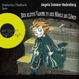 Angela Sommer-Bodenburg: Der kleine Vampir in der Höhle des Löwen - Der kleine Vampir, Band 10 (Ungekürzt)