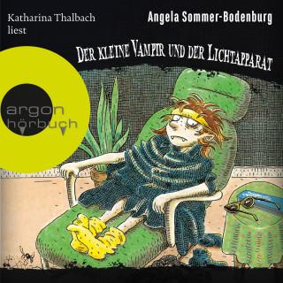 Angela Sommer-Bodenburg: Der kleine Vampir und der Lichtapparat - Der kleine Vampir, Band 11 (Ungekürzt)