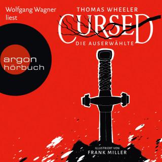 Tom Wheeler: Cursed - Die Auserwählte (Ungekürzt)