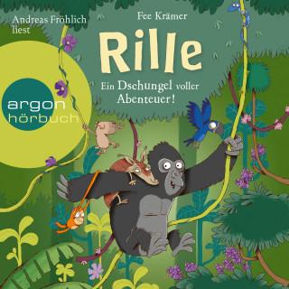 Fee Krämer: Rille - Ein Dschungel voller Abenteuer! - Rille, Band 2 (Ungekürzt)