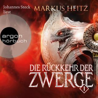 Markus Heitz: Die Rückkehr der Zwerge, Band 1 (Ungekürzt)
