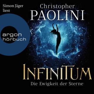 Christopher Paolini: INFINITUM - Die Ewigkeit der Sterne (Ungekürzt)