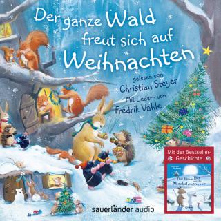 Paul Bright, Gillian Lobel, Elizabeth Baguley: Der ganze Wald freut sich auf Weihnachten (Ungekürzt)