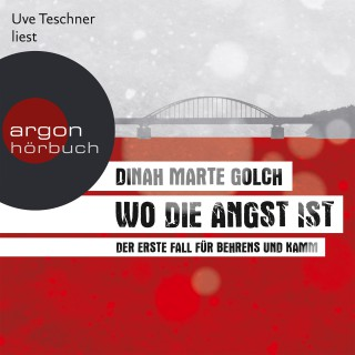 Dinah Marte Golch: Wo die Angst ist