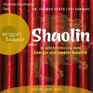 Thomas Späth, Shi Yan Bao: Shaolin