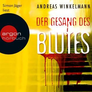 Andreas Winkelmann: Der Gesang des Blutes