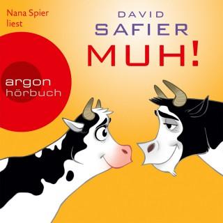David Safier: Muh!