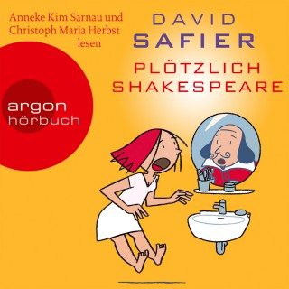 David Safier: Plötzlich Shakespeare