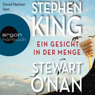 Stephen King, Stuart O'Nan: Ein Gesicht in der Menge