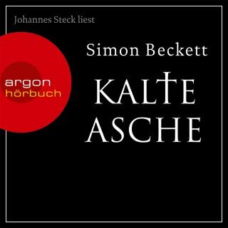 Simon Beckett: Kalte Asche