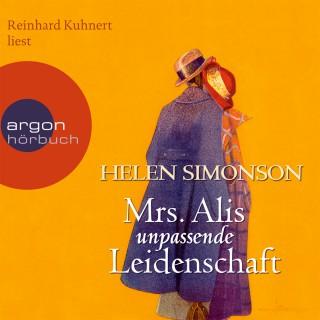 Helen Simonson: Mrs. Alis unpassende Leidenschaft