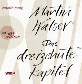 Martin Walser: Das dreizehnte Kapitel