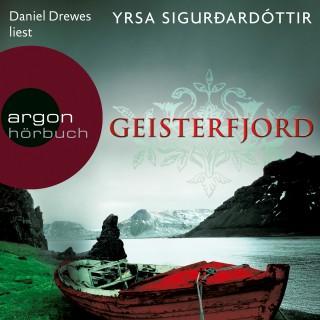 Yrsa Sigurðardóttir: Geisterfjord