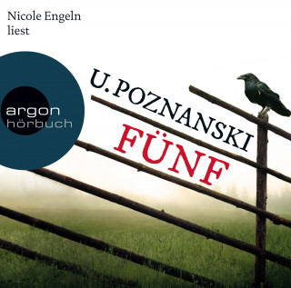 Ursula Poznanski: Fünf - Kaspary & Wenninger ermitteln, Band 1 (Ungekürzte Lesung)