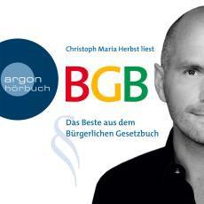 Christoph Maria Herbst: BGB: Das Beste aus dem Bürgerlichen Gesetzbuch