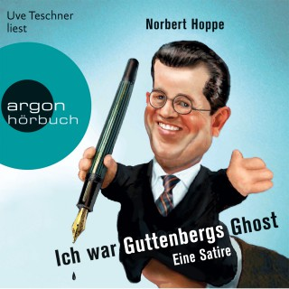 Norbert Hoppe: Ich war Guttenbergs Ghost