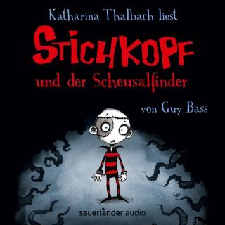 Guy Bass: Stichkopf und der Scheusalfinder