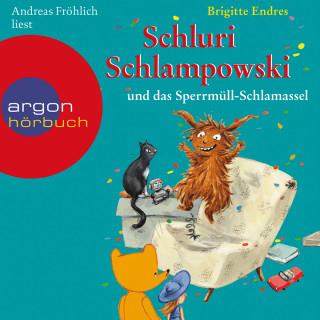Brigitte Endres: Schluri Schlampowski und das Sperrmüll-Schlamassel (Gekürzte Fassung)
