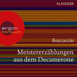 Giovanni Boccaccio: Meistererzählungen aus dem Decamerone