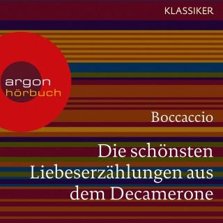 Giovanni Boccaccio: Die schönsten Liebeserzählungen aus dem Decamerone