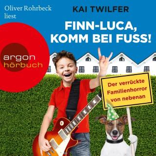 Kai Twilfer: Finn-Luca, komm bei Fuß!