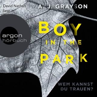 A. J. Grayson: Boy in the Park