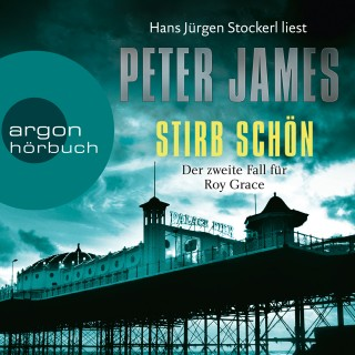 Peter James: Stirb schön