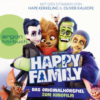 David Safier: Happy Family - Das Originalhörspiel zum Kinofilm (Hörspiel)