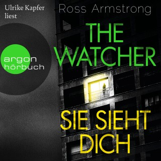 Ross Armstrong: The Watcher – Sie sieht dich