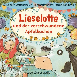 Alexander Steffensmeier, Bananafishbones: Lieselotte und der verschwundene Apfelkuchen (Ungekürzte Lesung mit Musik)