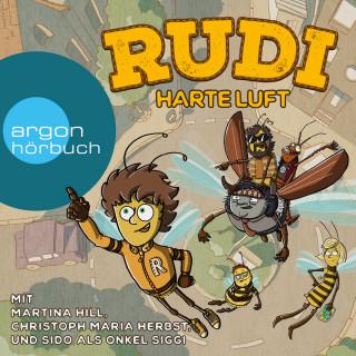N.N.: Rudi - Harte Luft (Hörspiel)