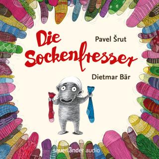 Pavel Srut: Die Sockenfresser (Ungekürzte Lesung mit Musik)