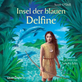 Scott O'Dell: Insel der blauen Delfine (Ungekürzte Lesung)
