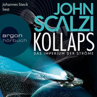 John Scalzi: Kollaps - Das Imperium der Ströme 1 (Ungekürzte Lesung)