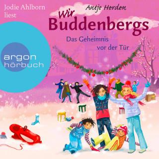 Antje Herden: Wir Buddenbergs - Das Geheimnis vor der Tür (Autorisierte Lesefassung)