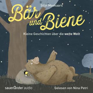 Stijn Moekaars: Bär und Biene, Kleine Geschichten über die weite Welt (Ungekürzte Lesung)