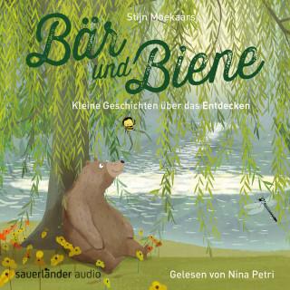 Stijn Moekaars: Bär und Biene, Kleine Geschichten über das Entdecken (Ungekürzte Lesung)