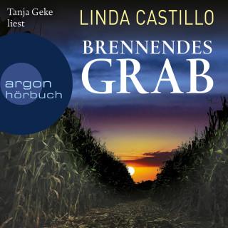 Linda Castillo: Brennendes Grab (Gekürzte Lesung)