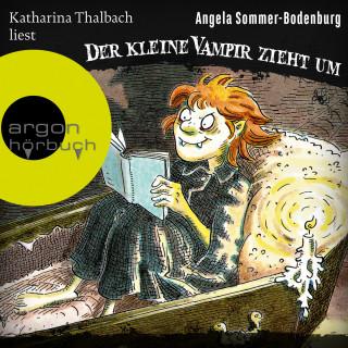 Angela Sommer-Bodenburg: Der kleine Vampir zieht um - Der kleine Vampir, Band 2 (Ungekürzte Lesung mit Musik)