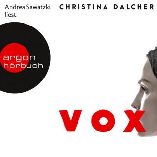Christina Dalcher: Vox (Ungekürzte Lesung)