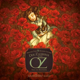 Sébastien Perez, Benjamin Lacombe, Frank L. Baum: Der Zauberer von Oz (Ungekürzte Lesung)