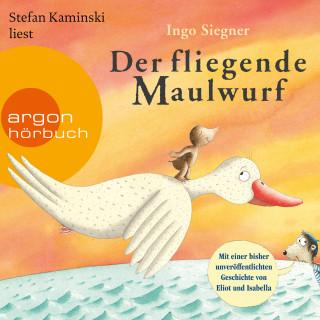 Ingo Siegner: Der fliegende Maulwurf (Gekürzte Lesung mit Musik)