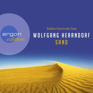 Wolfgang Herrndorf: Sand (Ungekürzte Lesung)