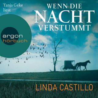 Linda Castillo: Wenn die Nacht verstummt - Thriller (Gekürzte Lesung)