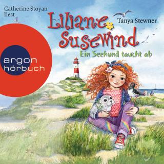 Tanya Stewner: Liliane Susewind, Ein Seehund taucht ab (Ungekürzte Lesung)
