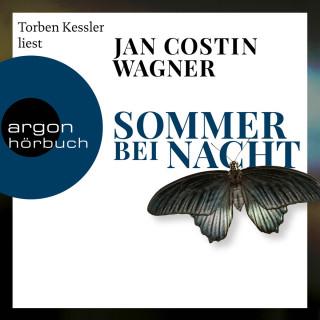 Jan Costin Wagner: Sommer bei Nacht (Ungekürzte Lesung)
