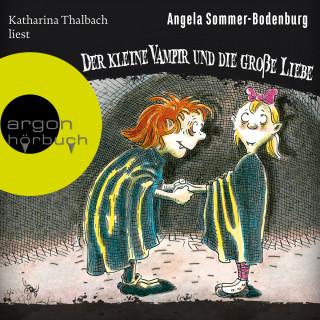 Angela Sommer-Bodenburg: Der kleine Vampir und die große Liebe - Der kleine Vampir, Band 5 (Ungekürzte Lesung mit Musik)