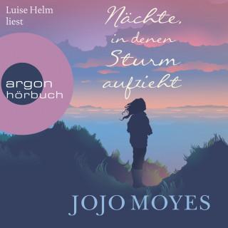 Jojo Moyes: Nächte, in denen Sturm aufzieht (Ungekürzte Lesung)